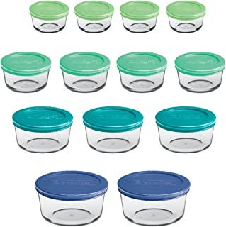 Best anchor hocking tall round glass food storage containers Reviews
