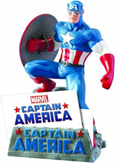 captain america office decor