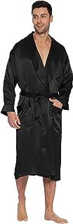 Intimo Men's Classic Silk Robe
