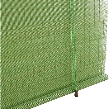 Persianas enrollables y estores Galería/Balcón Persianas De Bambú ...