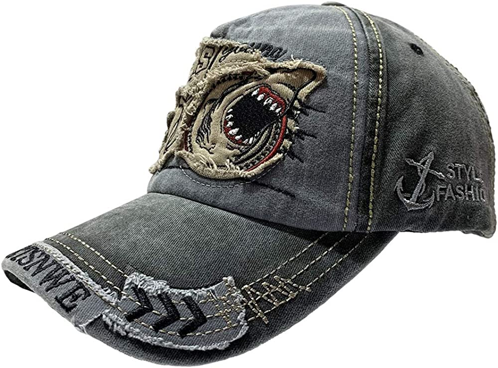 I-ZOA Vintage Embroidery Rhinestone Casual Fashion Daily Adjustable Unisex Cap for Men and Women Baseball Caps Hats