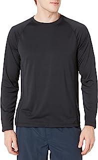 Amazon Essentials Men's Long-Sleeve Quick-Dry UPF 50 Swim Tee_dnu