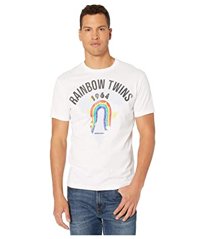 DSQUARED2 Rainbow Twins T-Shirt (White) Men
