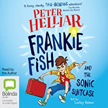 Frankie Fish and the Sonic Suitcase: Frankie Fish, Book 1