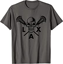 skull and crossbones lacrosse