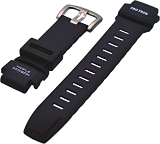 Casio 10412702 Genuine Factory Pathfinder Replacement Band - PRG260, PRG550, PRW3500