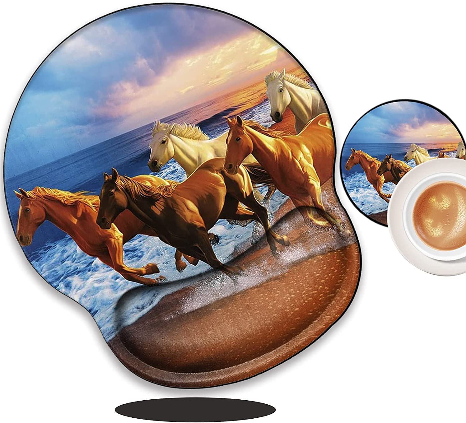 Animal Mouse Pad specialty shop with Wrist Support Computer Gel Gaming Max 45% OFF Ergonom