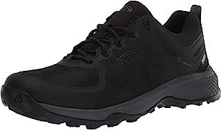 KEEN Shoes Explore WP Mens Men's Casual Shoes, Black Magnet, 8.5 US