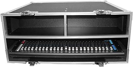 ProX XS-AHSQ5DHW ATA Flight Case w/Doghouse+Wheels For Allen & Heath SQ5 Mixer