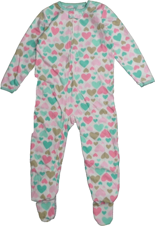Carter's Child of Mine Made Little Girls' Toddler Sleeper White
