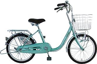 C.Dream(シードリーム) ヴェロアミニ VL01 20インチ自転車 ミニサイクル ミント 100%組立済み発送