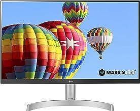 "LG 24ML600S Monitor 24"" FULL HD LED IPS, 1920x1080, 1ms MBR, AMD FreeSync 75Hz, Audio Stereo 10W, HDMI (HDCP 1.4), VGA, Us..."
