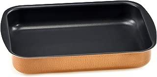RAVELLI Italia Linea 20 Non Stick Roasting Pan 8 X 11 inches