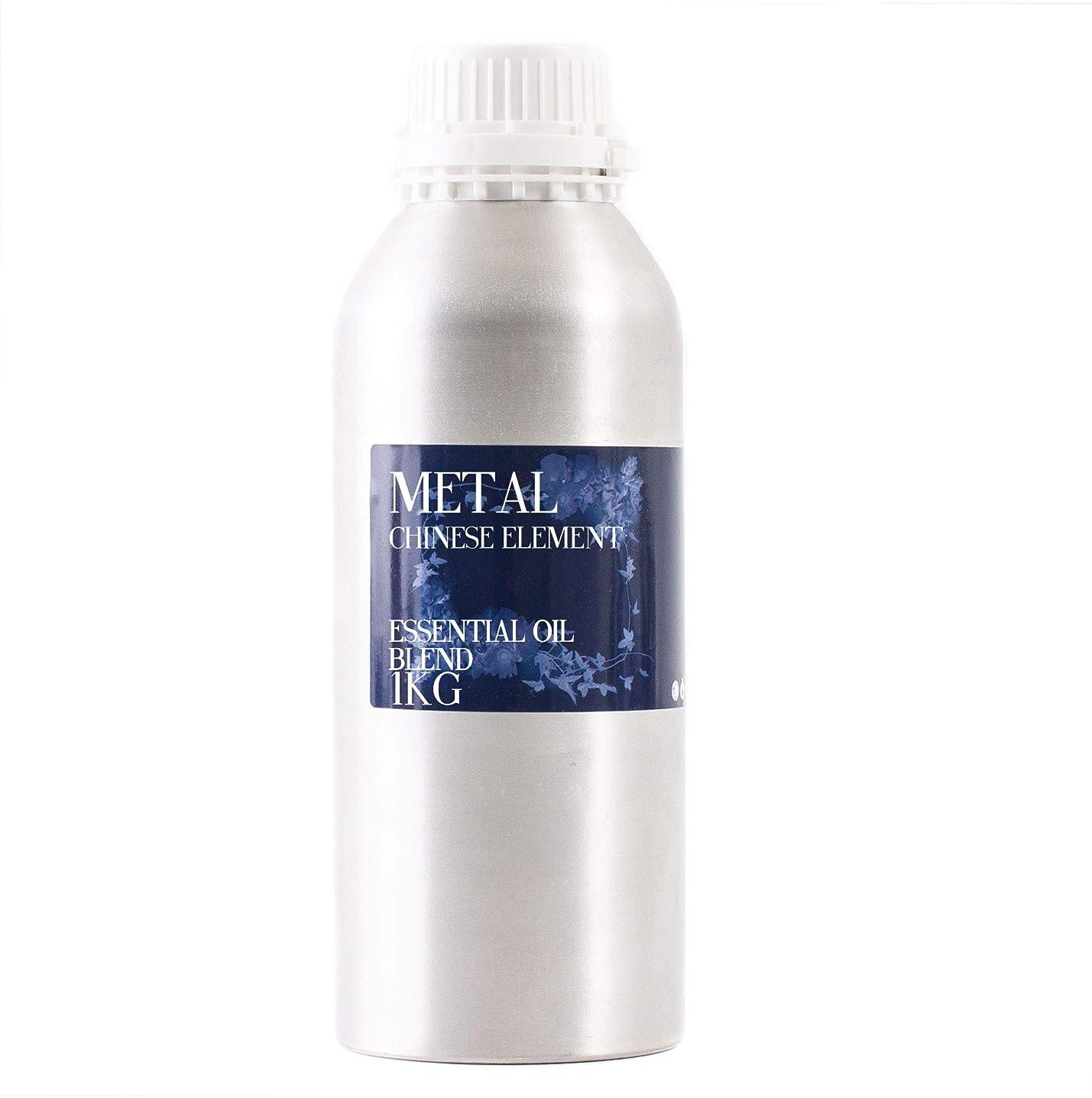 スチール助言中にMystix London | Chinese Metal Element Essential Oil Blend - 1Kg