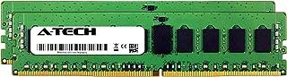 A-Tech 32GB Kit (2 x 16GB) for Dell Precision 7910 XL - DDR4 PC4-21300 2666Mhz ECC Registered RDIMM 1Rx4 - Server Specific Memory Ram (AT316784SRV-X2R6)