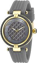 Invicta Women's Bolt Stainless Steel Quartz Polyurethane Strap, Grey, 18 Casual Watch (Model: 28944)