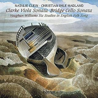 WORKS BY REBECCA CLARKE, BRIDGE & VAUGHAN WILLIAMS [CD]