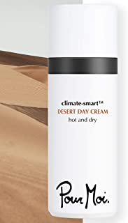 Pour Moi DESERT Day Cream : Anti-Aging Skincare | Face & Neck Moisturizer for All Skin Types feat. Squalane & Vitamins A, C, & E for Arid Weather