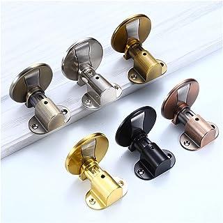 SHENG shengyuan Support de Porte réglable en Acier Inoxydable Bouchon de Porte magnétique de Porte Non-perforateur Autocol...