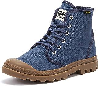 Palladium Pampa Hi Originale Mens Indigo Blue Boots