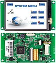 STONE HMI TFT LCD Display Programmable Logic LCD Controller Touch Screen for Equipment Use Customize Available (3.5 Inch, DTVC035WT-01)