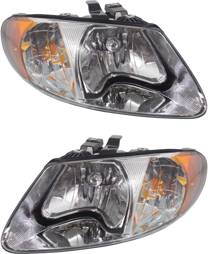 For Chevy Aveo Headlight Assembly 2004 Max 82% OFF Driver 05 Max 44% OFF 06 2007 and Pas