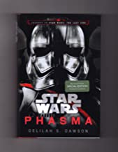 (Exclusive Content Edition) Phasma (Star Wars): Journey to Star Wars: The Last Jedi - Barnes & Noble Exclusive Content Edition, with Tipped-in Poster. ISBN 9781524797508. 1st Edition, 1st Printin