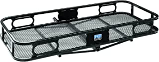 "Pro Series 63155 Rambler Hitch Cargo Carrier for 1-1/4"" Receivers, Black"