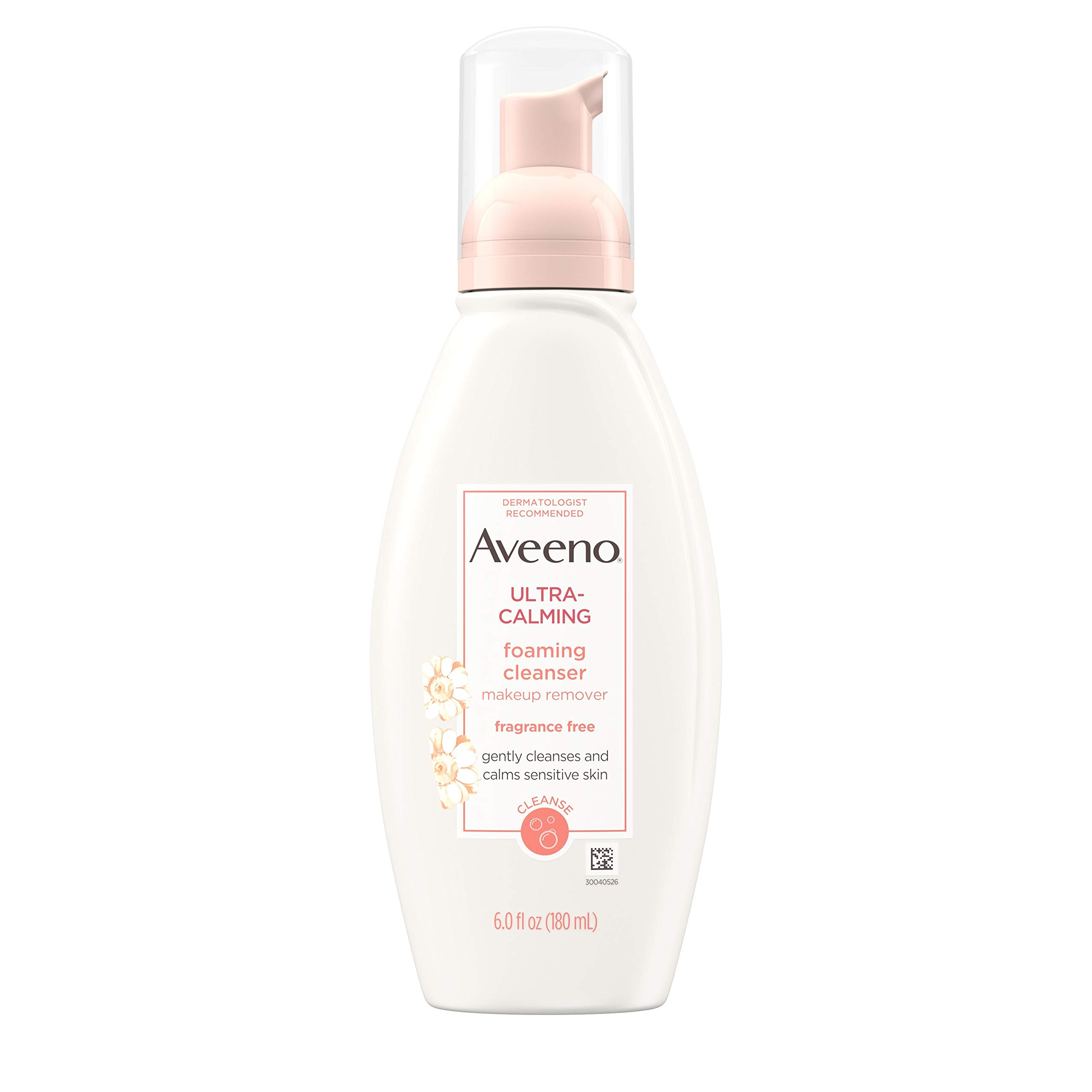 Aveeno Active Naturals Ultra-Calming Foaming Cleanser Fragrance-Free 175 ml: Amazon.es: Electrónica