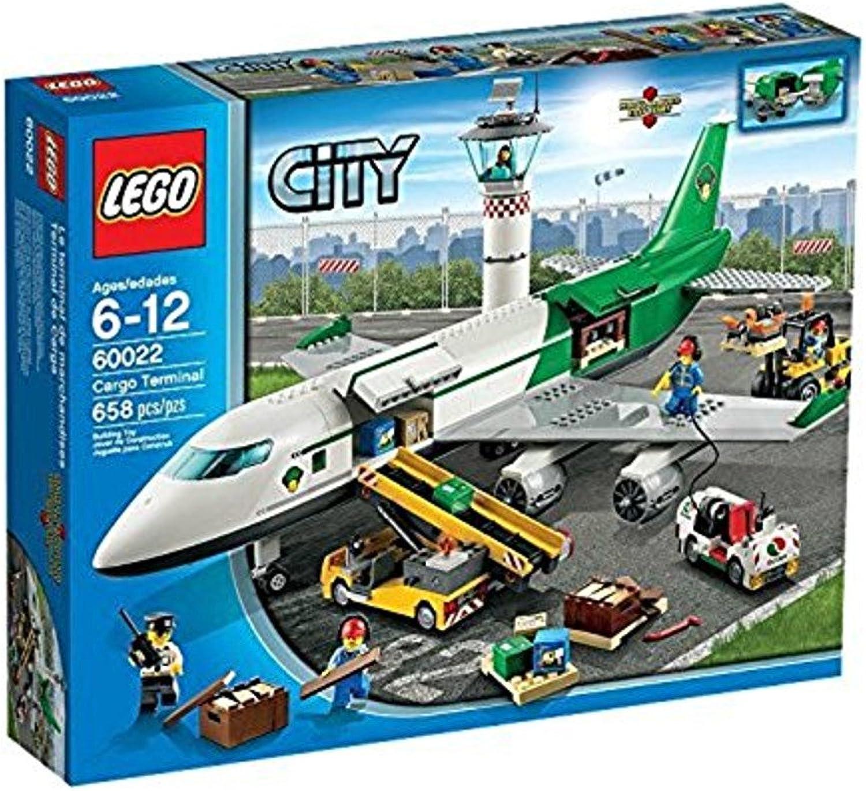 LEGO City Airport 60022  Cargo Terminal