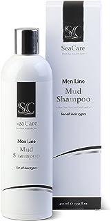 SeaCareによる男性用死海ミネラルシャンプー、400 ml