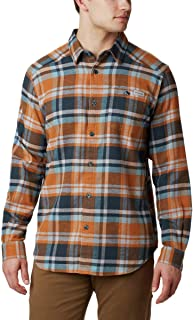 Columbia Men's Cornell Woods Flannel Long Sleeve Shirt