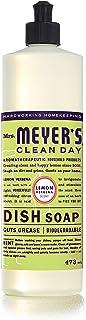 Mrs. Meyer's Clean Day Dish Soap, 473ml, Lemon Verbena