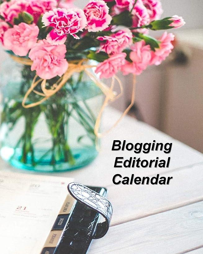 Blogging Editorial Calendar: Content Planner for Blog Posts