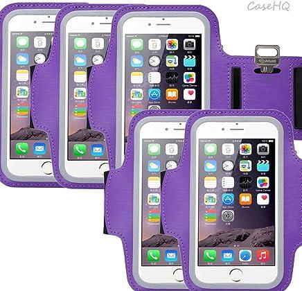 ユニバーサルスポーツアームバンドfor Apple iPhone 7/ 7Plus iPhone 6/ 6s Plus Samsung Galaxy s7/ s6/ s5Sweatproof Running Armbelt with Smallホルダー&ポーチキーのカード4.5インチ- 5.7インチ画面