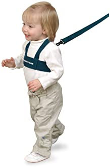Toddler Leash & Harness for Child Safety - Keep Kids & Babies Close - Padded Shoulder Straps for Children's Comfort -...