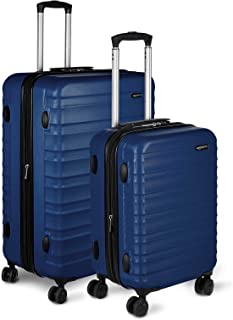AmazonBasics Hardside Spinner Luggage - 2 Piece