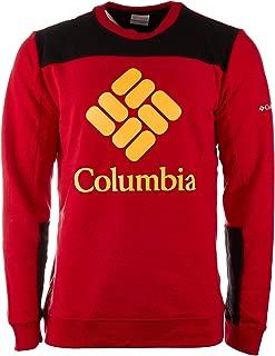 Columbia Men's Lodge Color Block Crew Sweatshirt