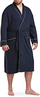 Men's Big & Tall Lightweight Shawl Robe fit by DXL
