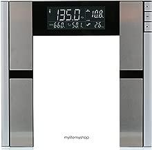 My Life My Shop Body Analyzer1 Digital Scale - Body Fat, Weight, Muscle/Bone Mass, Water Weight Tracker