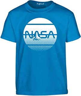 Youth NASA Challenger Space Ship T-Shirt - Children's Science Adventure Tee