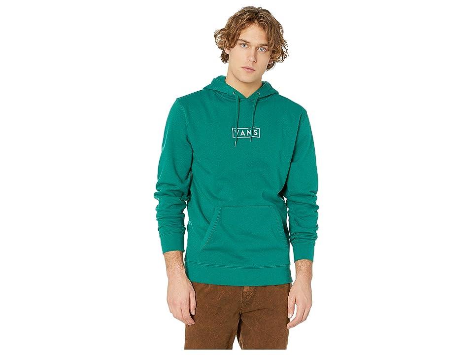 Vans Easy Box Pullover Fleece (Evergreen) Men