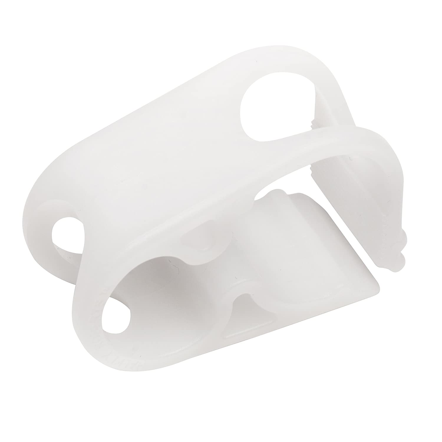 SP Bel-Art Acetal Mid-Range Plastic for Spring new work one service after another Tubing ⅛ to Clamps;
