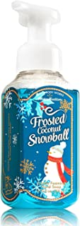 Bath & Body Works Gentle Foaming Hand Soap Frosted Coconut Snowball