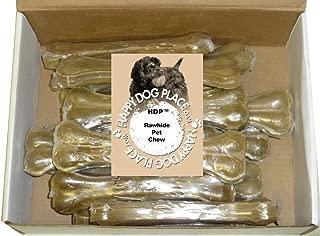 HDP Premium Pressed Rawhide Bone 8