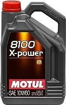Motul - Aceite motor 8100 x-power 10w60 en 5 litros