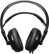 SteelSeries Siberia V2 Full-Size Gaming Headset - Black (Renewed)