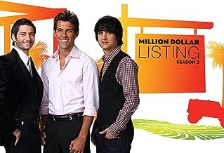 Million Dollar Listing Season 2