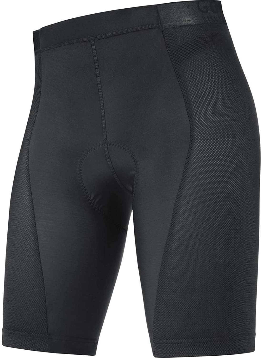 GORE Bike WEAR Women's Short Inner Cycling Tights, Seat Padding, GORE Selected Fabrics, Element Inner Lady Tights Pro+, TINPOL