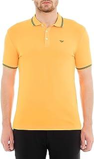 Emporio Armani Polo T Shirt ERKEK T SHİRT 8N1F30 1JPTZ 0241